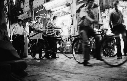 bikes in Damas