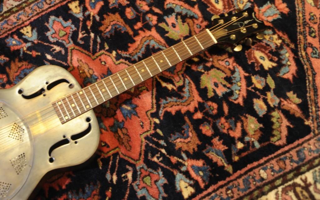Guitar carpet cc licence Wonderlane