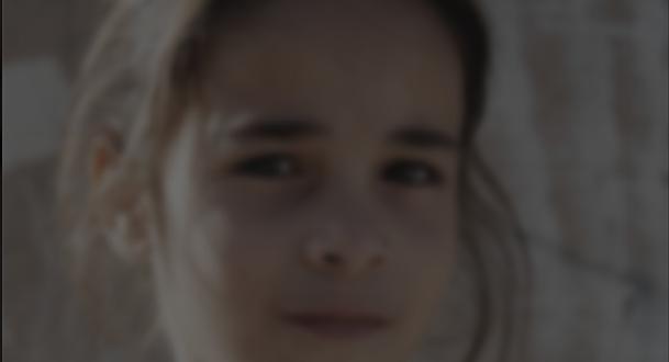 Daughter face crop