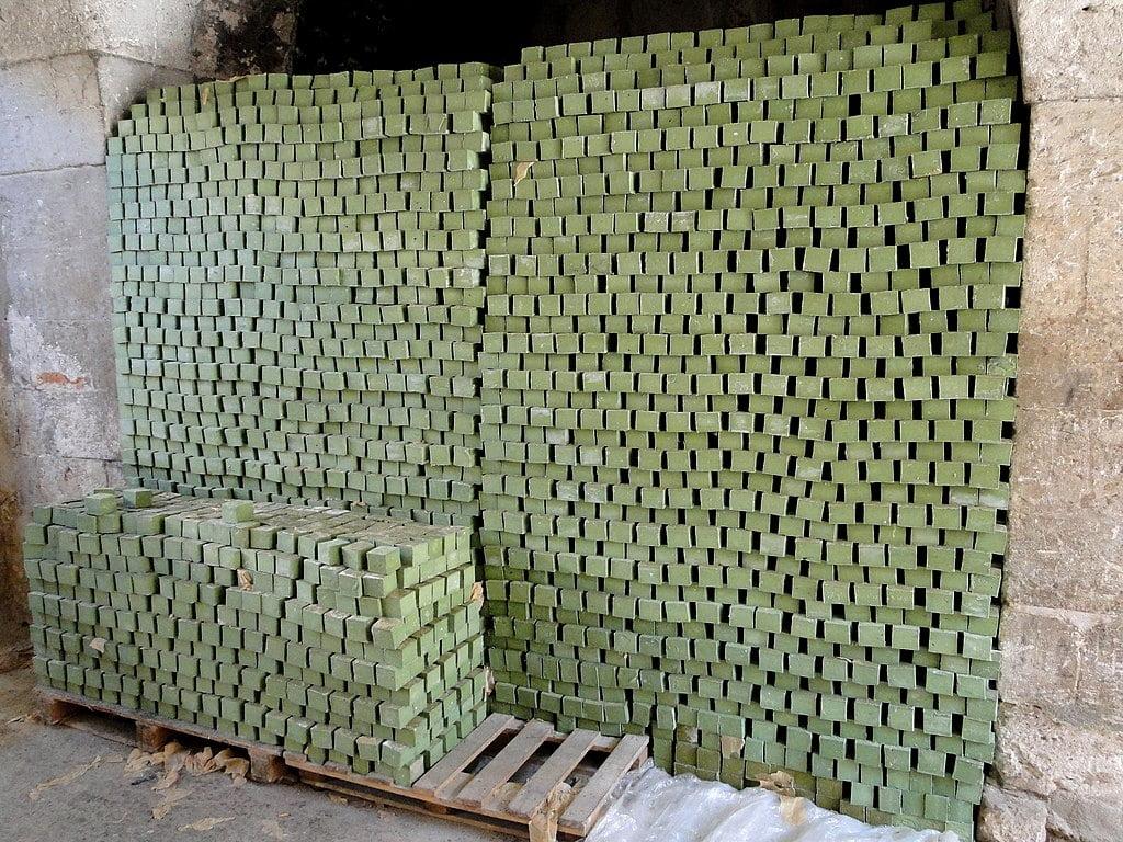 Al-Jebeili Sopa factory, Aleppo