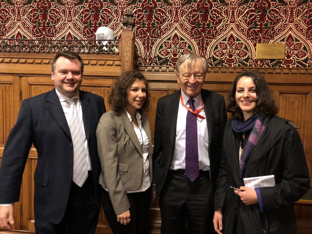 Nick Thomas-Symonds MP, Dima Mekdad, Lord Dubs, Julia Rampen