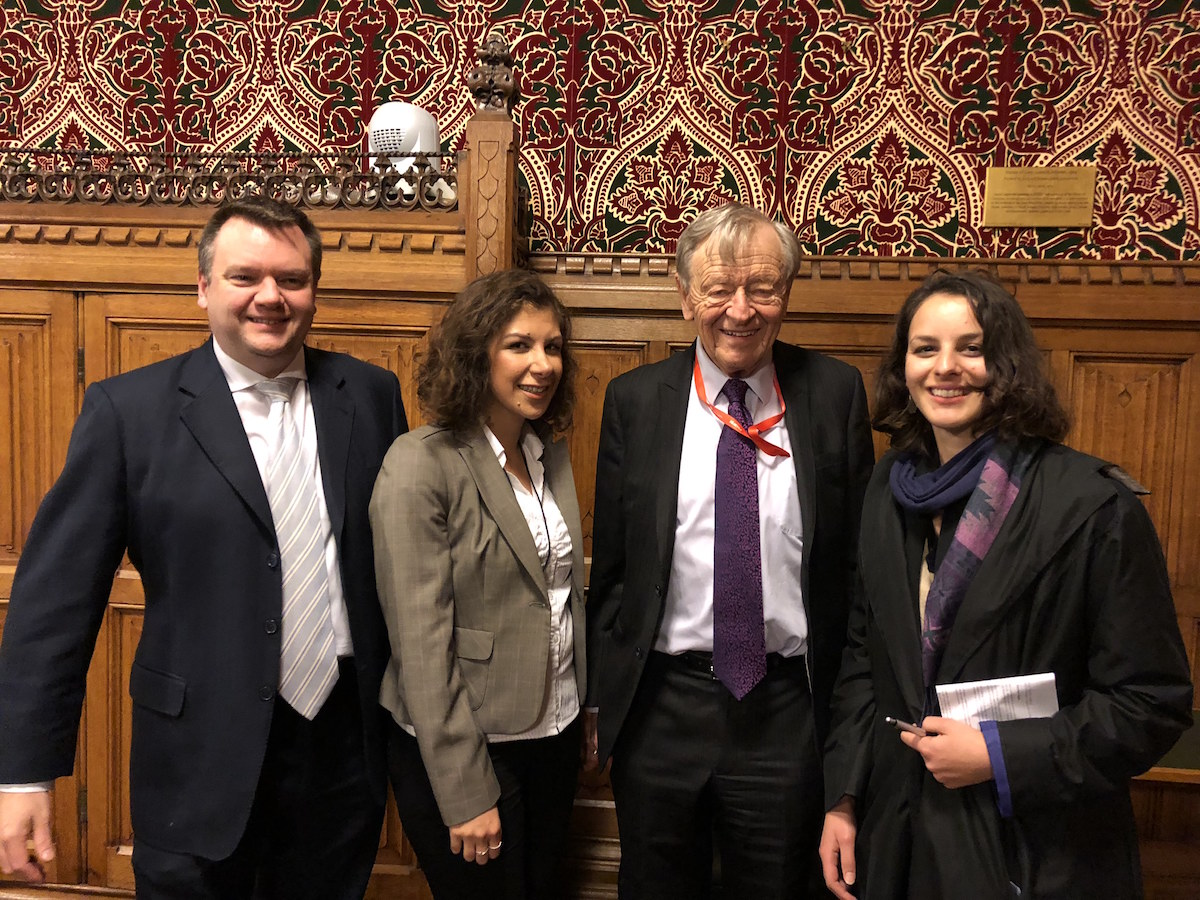 Nick Thomas-Symonds MP, Dima Mekdad, Lord Dubs, Julia Rampen