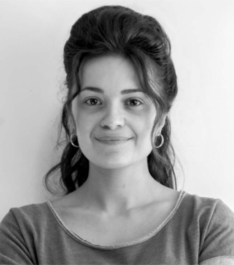 Portrait of Carola Cappellari