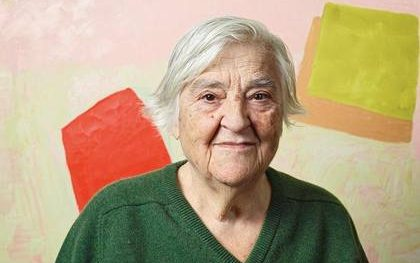 Etel Adnan is a Syrian-American poet, essayist, and visual artist.